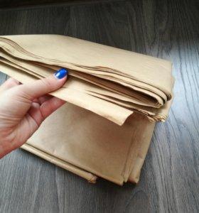 Крафт бумага в листах 80*130 см