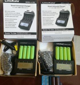 Зарядное устройство Smart LiitoKala Lii500 новое