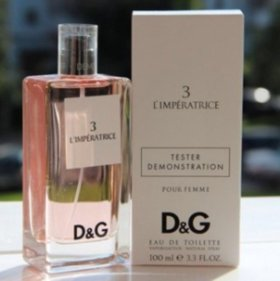 "Dolce and Gabbana ""№3 L'Imperatrice"" 100 мл."