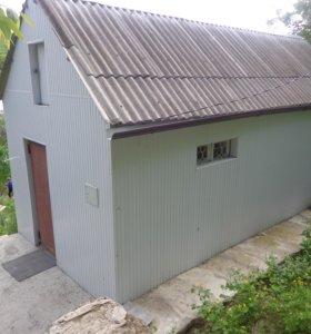 Дача, 22 м²