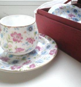 Чайный набор фарфор япония
