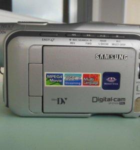 видеокамера Samsung Digital Cam vp-D103i