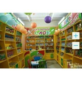 Мебель для магазина или детского центра. Торг