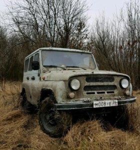 УАЗ 469, 2002