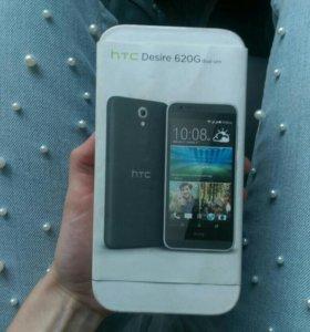 HTC Desire 620G dual sim EEA серый
