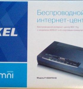 ZYXEL P-660HTW2 EE Wi-Fi роутер