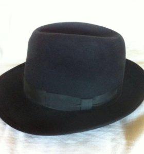 Шляпа мужская новая