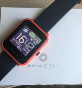 Умные часы Xiaomi AmazeFit Bip