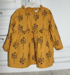 Платье 18-24месяца 92