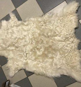 Шкура козы серебрянки