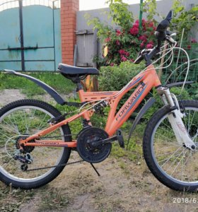 Детский велосипед Forward VOLCANO горный (МТВ)