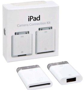 Комплект Apple iPad Camera Connection Kit