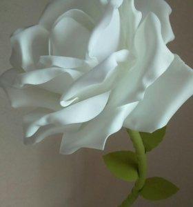 Светильник ночник роза
