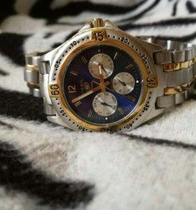 Мужские наручные часы Fossil Blue