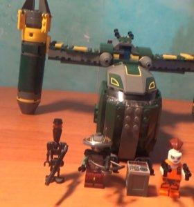 Лего Star Wars Штурмовой корабль Баунти Хантер