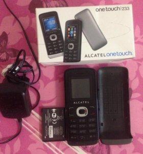 Alcatel one touch 233 полный комплект