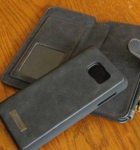 Чехол-Кошелек для Samsung Galaxy Note 5