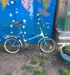 Велосипед каскад