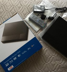 Blu-Ray плеер Sony BDP-S5500