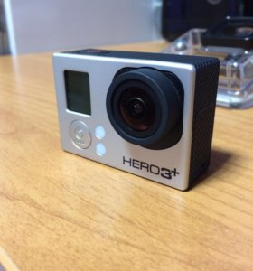 GoPro Hero 3+ Black Edition Motorsport