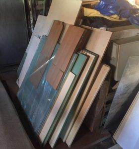 Мебель - витрины для аптечного пункта б/у