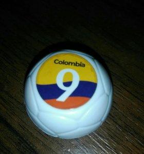 Мячик из коллекции белый