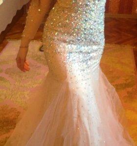 Платье jovani ,sherry hill