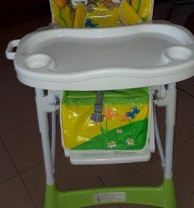 Детский фирменный стульчик