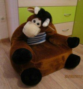Детское кресло- игрушка