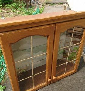 Навесной шкаф от кухонного гарнитура 80 см