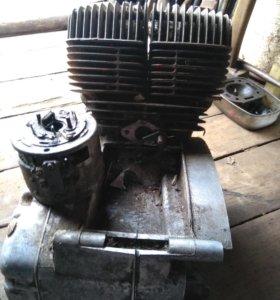 Мотор от явы 10