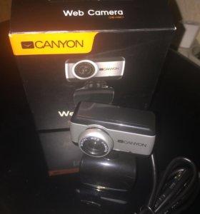 Canyon web camera