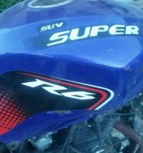 Продажа запчастей на мотоцикл Nanfang VTR250 Sport
