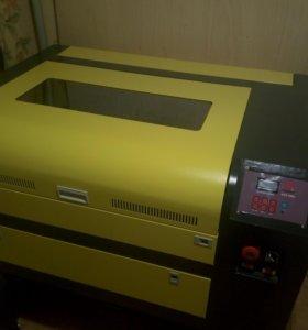 Лазерный станок 4060 50 Вт