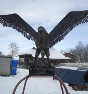Кованный орёл