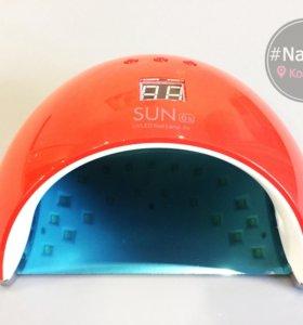 Лампа для маникюра Nail Lamp SUN 6S 48W