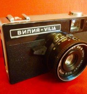 Фотоаппарат Вилия для коллекции