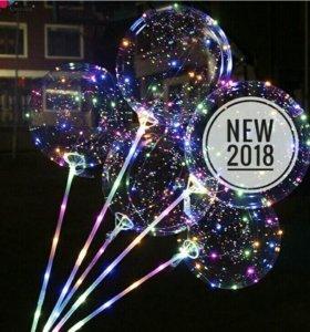 Светящиеся шары bubbles bobo
