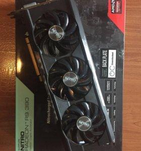 Видеокарты Radeon R9 390X Gaming 8G