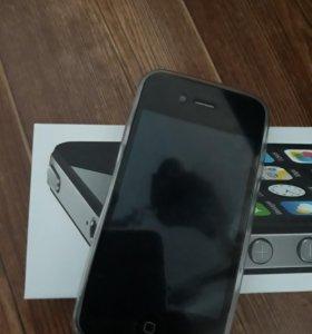 Айфон 4 s новый 16гб