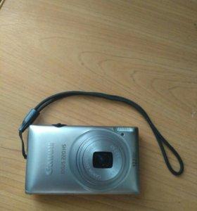 Компактная камера Canon IXUS 220 HS