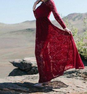 Платье вечернее 46 р
