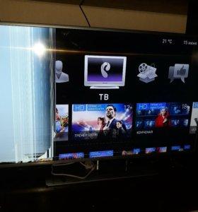 Телевизор 48 SAMSUNG UE48JU6530U