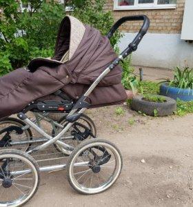 Детская коляска 2в1 Bebe mobile Santana