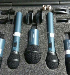 микрофоны (для барабанов)