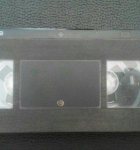 Оцифровка видеокассет 100 руб 1час
