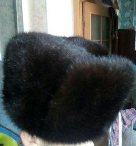Зимняя шапка. Ханурик.