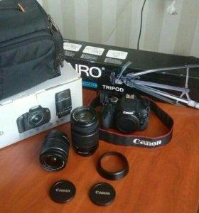 Набор для начинающего фотографа (Canon 600D)