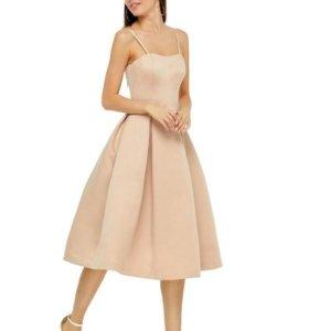 Платье вечернее новое 46 р