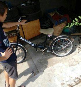 Велосипед BUNKER